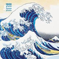 Adult Jigsaw Hokusai: The Great Wave
