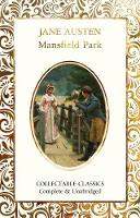 Mansfield Park - Flame Tree Collectable Classics (Hardback)