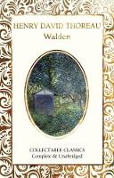 Walden - Flame Tree Collectable Classics (Hardback)