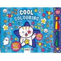 Cool Colouring - Let's Doodle (Paperback)