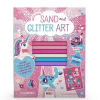 Sand and Glitter Art - Folder of Fun