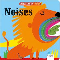 Noisy Jungle - Cut Through Book (Board book)