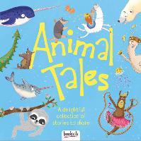 Animal Tales - Storytime Treasuries (Hardback)