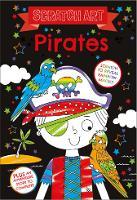 Pirates: Scratch Art - Scratch Art Fun (Hardback)
