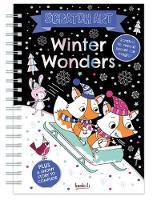 Winter Wonders - Scratch Art Fun (Hardback)