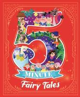 5 Minute Fairy Tales - Short Stories (Hardback)
