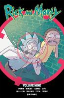 Rick and Morty Volume 9 - Rick and Morty 9 (Paperback)