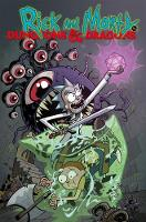Rick And Morty Vs. Dungeons & Dragons - Rick and Morty (Paperback)