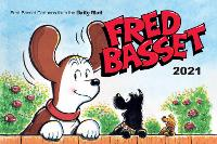 Fred Basset Yearbook 2021
