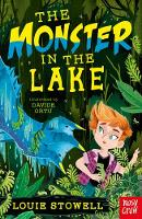 The Monster in the Lake - The Dragon In The Library (Paperback)