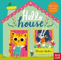 Hello House - Hello... (Board book)