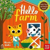 Hello Farm - Hello... (Board book)