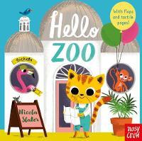 Hello Zoo - Hello... (Board book)