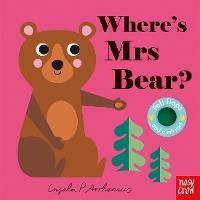 Where's Mrs Bear? - Felt Flaps (Board book)