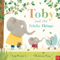 Toby and the Tricky Things (Hardback)