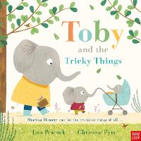 Toby and the Tricky Things (Paperback)