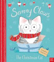 Sammy Claws the Christmas Cat (Paperback)