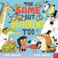 The Same But Different Too (Hardback)