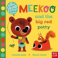 Meekoo and the Big Red Potty - Meekoo series (Board book)