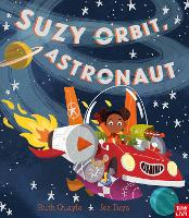 Suzy Orbit, Astronaut