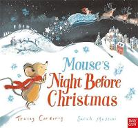 Mouse's Night Before Christmas (Paperback)