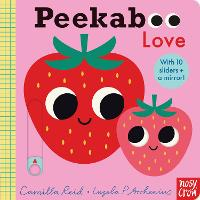 Peekaboo Love - Peekaboo (Board book)