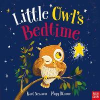 Little Owl's Bedtime (Board book)