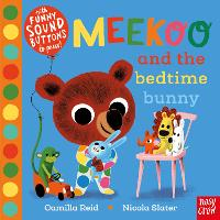 Meekoo and the Bedtime Bunny - Meekoo series (Board book)
