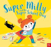 Super Milly and the Super School Day (Paperback)