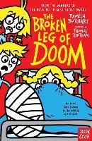 The Broken Leg of Doom - Baby Aliens (Paperback)