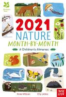 National Trust: 2021 Nature Month-By-Month: A Children's Almanac