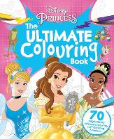 PRINCESS: The Ultimate Colouring Book