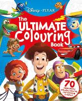 PIXAR: The Ultimate Colouring Book