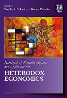 Handbook of Research Methods and Applications in Heterodox Economics - Handbooks of Research Methods and Applications series (Paperback)