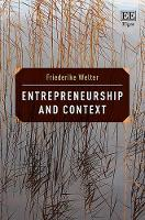 Entrepreneurship and Context (Hardback)