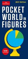 Pocket World in Figures 2021 (Hardback)