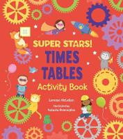 Super Stars! Times Tables Activity Book (Paperback)