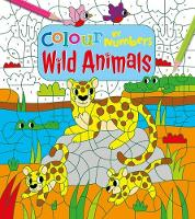 Colour by Numbers: Wild Animals