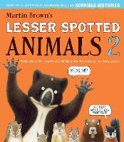 Lesser Spotted Animals 2 (Paperback)