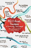 40 Critical Thinkers in Community Development (Hardback)