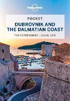 Lonely Planet Pocket Dubrovnik & the Dalmatian Coast - Travel Guide (Paperback)