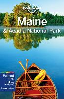 Lonely Planet Maine & Acadia National Park - Travel Guide (Paperback)