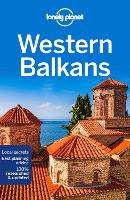 Lonely Planet Western Balkans - Travel Guide (Paperback)
