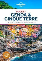 Lonely Planet Pocket Genoa & Cinque Terre - Travel Guide (Paperback)