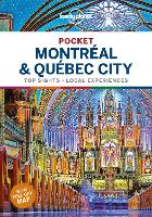 Lonely Planet Pocket Montreal & Quebec City - Travel Guide (Paperback)