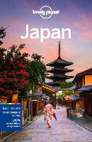 Lonely Planet Japan - Travel Guide (Paperback)