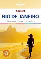 Lonely Planet Pocket Rio de Janeiro - Travel Guide (Paperback)