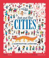 Seek and Find Cities - Lonely Planet Kids (Paperback)
