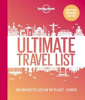 Lonely Planet's Ultimate Travel List 2: The Best Places on the Planet ...Ranked - Lonely Planet (Hardback)