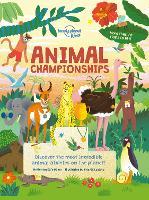Animal Championships - Lonely Planet Kids (Hardback)